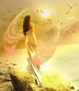 angyalok111 260x300 - 2020.01.18. - Az Univerzum üzenete a mai napra - Itt az ideje, hogy kitárd a szárnyaidat!