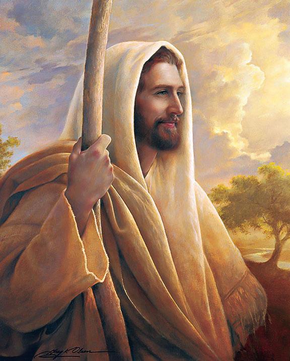 jézus2 - Jézus üzenete a mai napra: Segítek felülemelkedni a problémáidon!