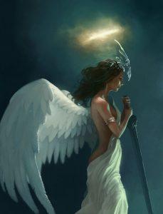 angyaliima 229x300 - Az angyalok üzenete 2019 december hónapra: a megoldások és az igazság időszaka!