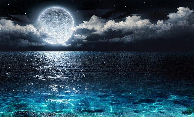 telehold - Mély meditáció, segíti a belső békét, ellazítja a testet és a lelket, erős stesszoldó