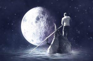 Hóhold 300x198 - Különös Teliholdban lesz részünk február 9-én – Az élet és a szív tüzét hozza a Hóhold
